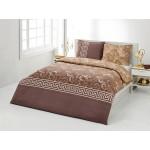 Спален комплект - Кафяв Меандър от StyleZone