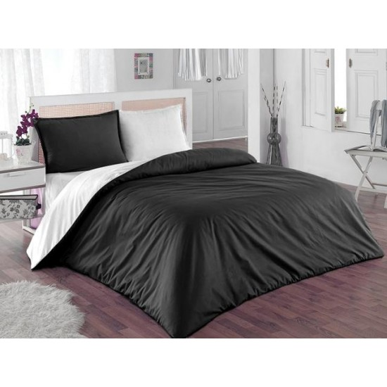 Двуцветно спално бельо - Неро  от StyleZone