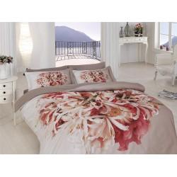 3D Спално Бельо Памучен сатен - ФЛОРА от StyleZone