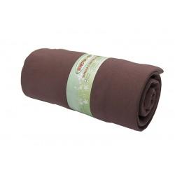 Чаршаф с ластик 100% Памук - кафяв от StyleZone