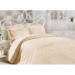 Спален комплект - Сатен - Екрю от StyleZone