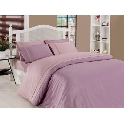 Спален комплект - Сатен - Пудра от StyleZone