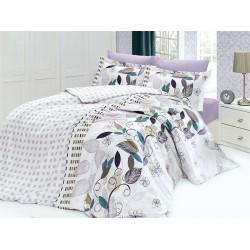 Спален комплект - Сатен - Самба Виолет от StyleZone