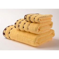 Хавлиени кърпи Микропамук Мишел - Жълти от StyleZone