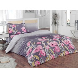Спален комплект със завивка - Флор  от StyleZone