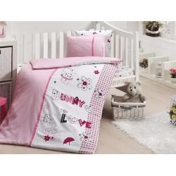 Бебешко спално бельо - Love Bunny от StyleZone