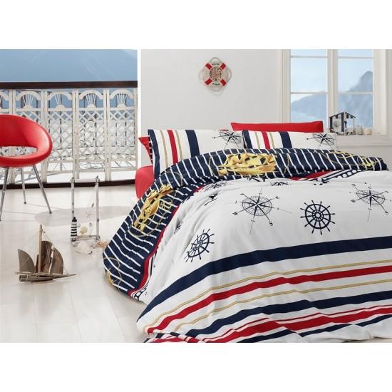Лимитирана колекция спално бельо от 100% памук - Aqua Pasion  от StyleZone