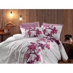 Лимитирана колекция спално бельо от 100% памук  - Evelin Fysia от StyleZone