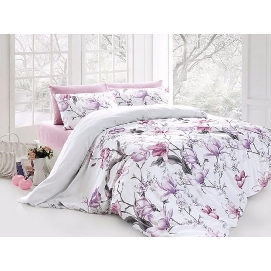 Лимитирана колекция спално бельо от 100% памук  - Layla от StyleZone