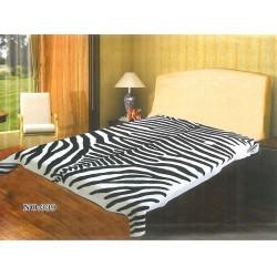 Дебело зимно одеяло за единично легло - ЗЕБРА от StyleZone
