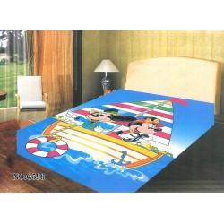 Детско зимно одеяло в синьо - МИНИ И МИКИ МАУС от StyleZone