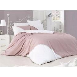Луксозно спално бельо от висококачествен 100% памук - JENNA PUDRA  от StyleZone