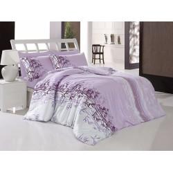 Лимитирана колекция спално бельо - Lara Lila от StyleZone