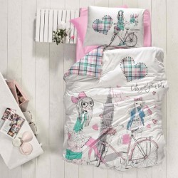 Детско спално бельо от 100% памук - ECEM от StyleZone