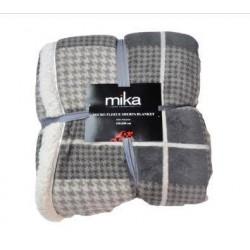 Зимно одеяло -  Micro Fleece Sherpa от StyleZone