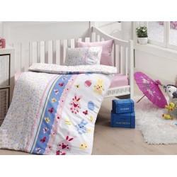 Бебешко спално бельо с одеяло - Sweet toys pembe от StyleZone
