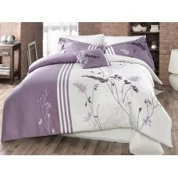 ВИП спално  бельо  от висококачествен сатениран памук - Bolero от StyleZone