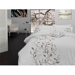 ВИП спално  бельо  от висококачествен сатениран памук - Casablanca krem от StyleZone
