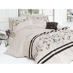 Вип спално  бельо  от висококачествен сатениран памук -Dior от StyleZone