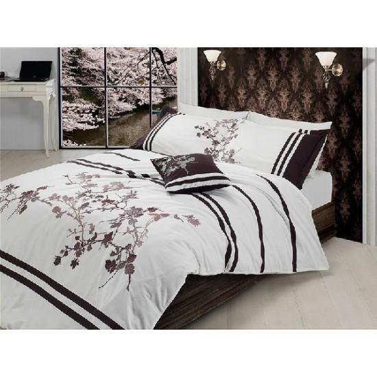 Вип спално  бельо  от висококачествен сатениран памук - Susana от StyleZone
