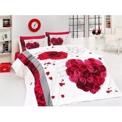 Луксозно спално бельо от сатениран памук - Helena от StyleZone