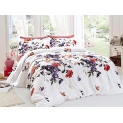 Луксозно спално бельо от сатениран памук - Serra от StyleZone