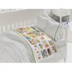 Бебешко спално бельо - Crazy eggs от StyleZone