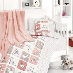 Бебешко спално бельо - Luci pudra от StyleZone