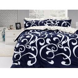 Луксозно спално бельо от сатениран памук- Ruya  от StyleZone