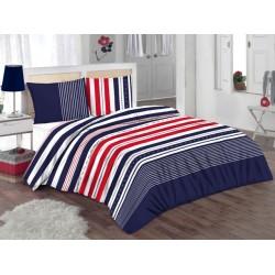 Спално бельо с олекотена завивка - НЕЙВИ от StyleZone