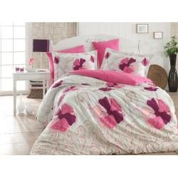 Спално бельо с олекотена завивка - РОМАНС от StyleZone
