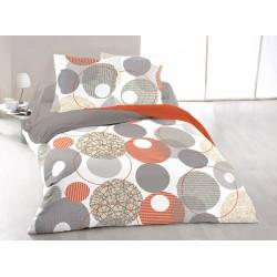 Спално бельо от 100% памук с олекотена завивка - РОНДА от StyleZone
