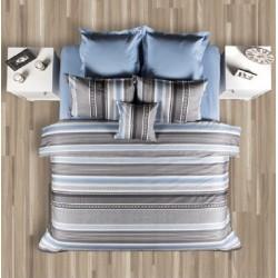 Шалте с лицев плат 100% памук - ЛАЗУР от StyleZone