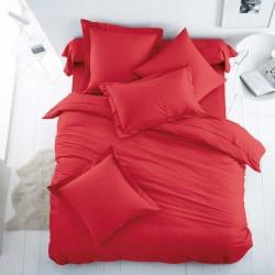 Плик за олекотена завивка от 100% памук - ЧЕРВЕН от StyleZone