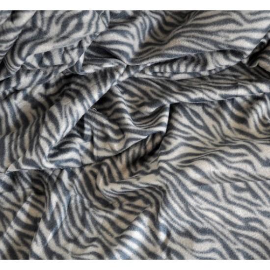 Meкo одеяло - БЕЖОВА ЗЕБРА от StyleZone
