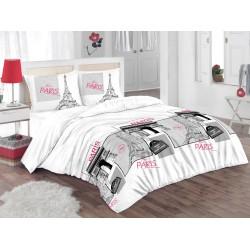 Плик за олекотена завивка от 100% памук - ПАРИЖ от StyleZone