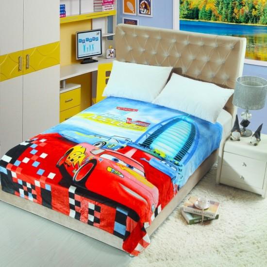 Меко детско одеяло 150/200 см -  Колите в Дубай от StyleZone