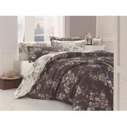 Лимитирана колекция спално бельо - DILARA KAHVE от StyleZone