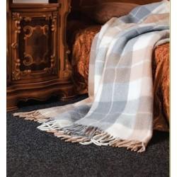 Одеяло от 100% вълна - КОМФОРТ СИВО от StyleZone