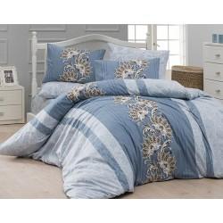 Лимитирана колекция спално бельо - NELL TURKUAZ от StyleZone