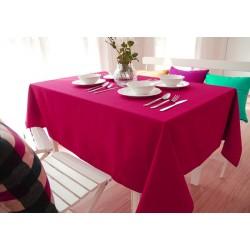 Едноцветна покривка за маса - ЦИКЛАМА от StyleZone