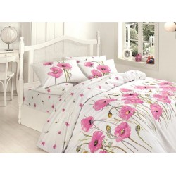 Лимитирана колекция спално бельо - BOZCA PEMBE от StyleZone