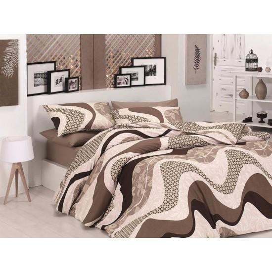 Лимитирана колекция спално бельо -  WAVE KAHVE от StyleZone