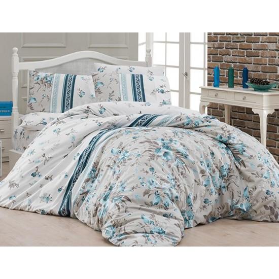 Лимитирана колекция спално бельо - PEGGY TURKUAZ от StyleZone