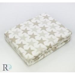 Стилно памучно одеяло  - ЗВЕЗДИ от StyleZone
