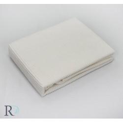 Стилно памучно одеяло  - МОНИ ЕКРЮ от StyleZone