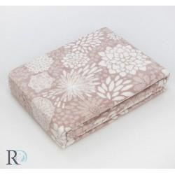 Стилно памучно одеяло  - ПЕПЕЛ ОТ РОЗИ РОЗИТА от StyleZone
