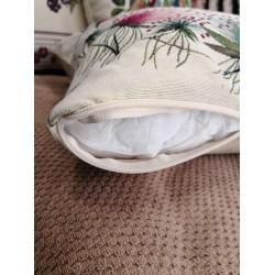 Пълнеж за възглавница с размер 45/45 от StyleZone