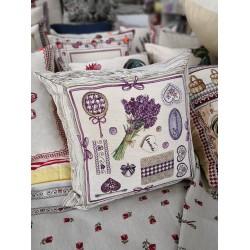 Испанска декоративна възглавница с цип - ОГЛЕДАЛО от StyleZone