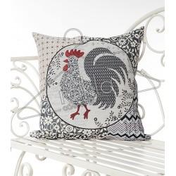 Испанска декоративна възглавница с цип - ПЕТЛЬО от StyleZone